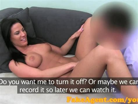 Fakeagent I Love Eating Fresh Young Pussy Then Giving Her