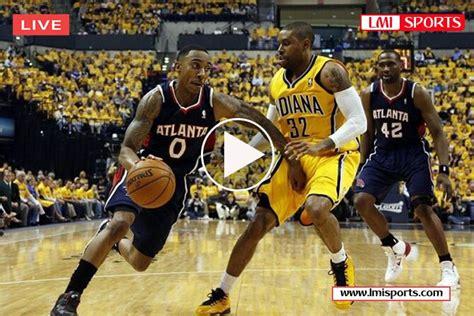 Indiana Pacers vs Atlanta Hawks Reddit NBA Live Stream ...