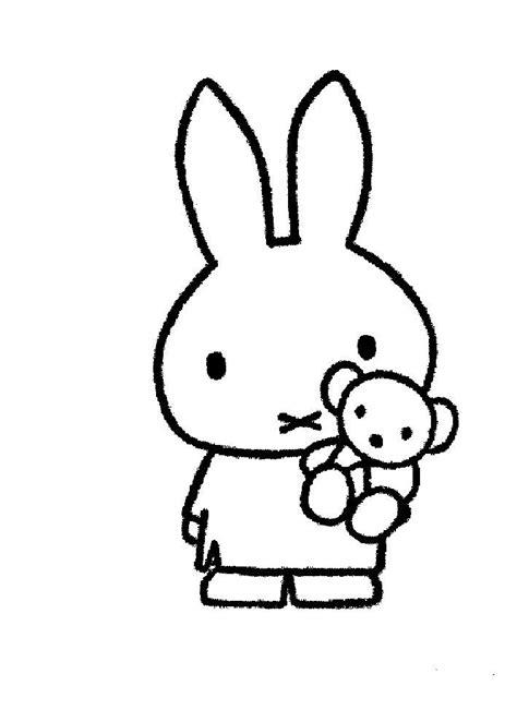 Nijntje Baby Kleurplaat by Nijntje Kleurplaat Zoeken I N S P I R A T I E