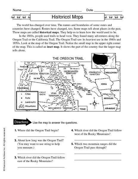 historical maps worksheet jpg 464 215 600 history for