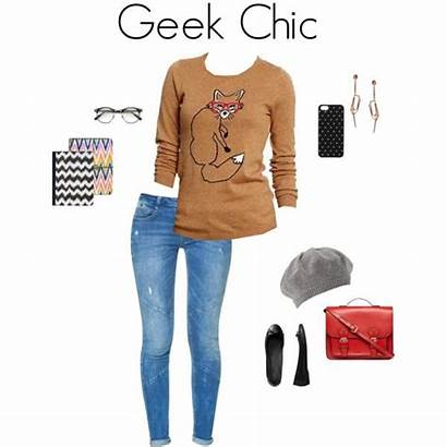 Geek Outfits Chic Polyvore