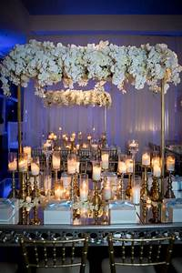 Floating, Floral, Design, Candle, Centerpiece, White, Candles, Tablescape, Sweet, Sixteen, E, U2026