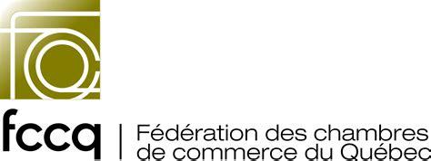 logo chambre de commerce logo fccq signature couleur chambre de commerce haute