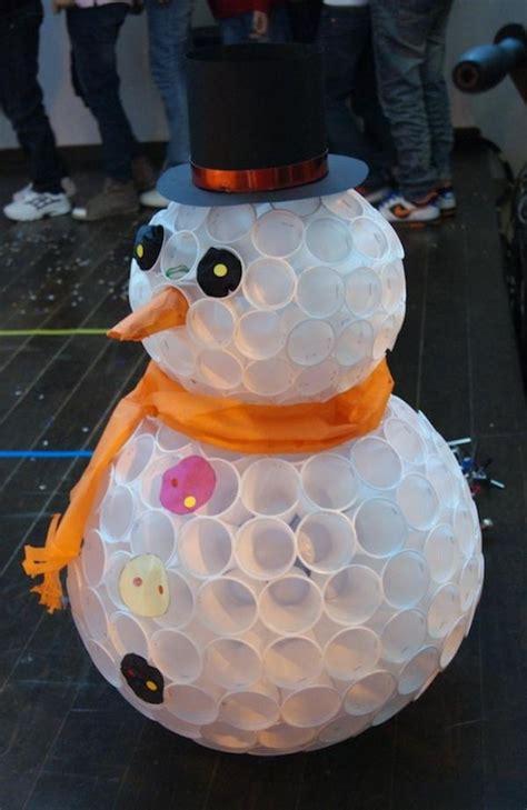 creative snowman ideas  christmas  wow style
