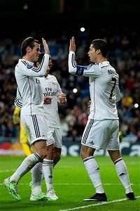 Cristiano Ronaldo and Javier Hernandez Chicharito Photos ...