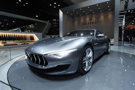 maserati sports car maserati boss hints at new crossover says alfieri will be