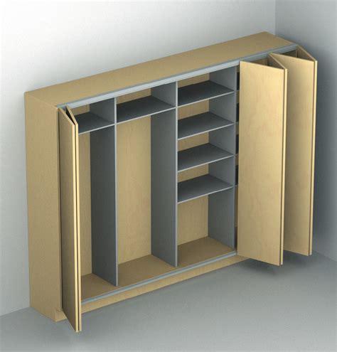 Sliding Folding Cabinet Doors by Sliding Door Hardware Hawa Multifold 30 Set In The