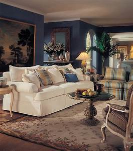 Living room sofas traditional living room other for Traditional living room sofa