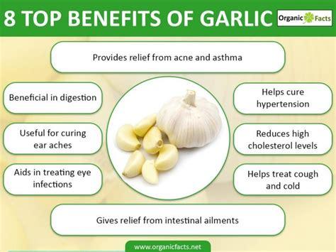 garlic benefits health raw organicfacts facts organic benifits cloves vegetable history