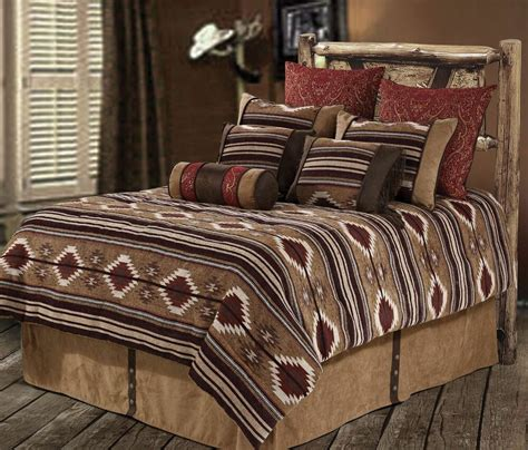 Oyule L Set by Southwestern Navaho Bedding Comforter Set Ebay