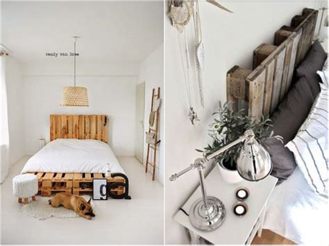 deco chambre avec palette deco en palette photos de conception de maison elrup com