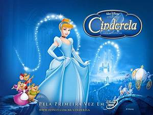 5 Things I Learned from Cinderella | Thoughts We Might ...  Cinderella