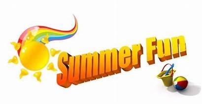 Summer Fun Clipart Graphics Clip Picnic Border