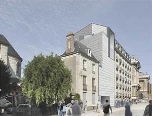 Musée Beaux Arts Nantes : grand mus e d 39 art nantes france e architect ~ Nature-et-papiers.com Idées de Décoration