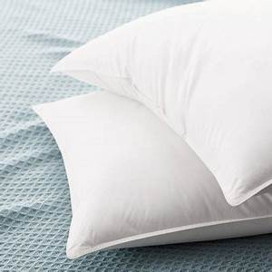 king side sleeper firm pillows the company store With better down pillows
