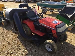 Mtd 18  46 Garden Tractor