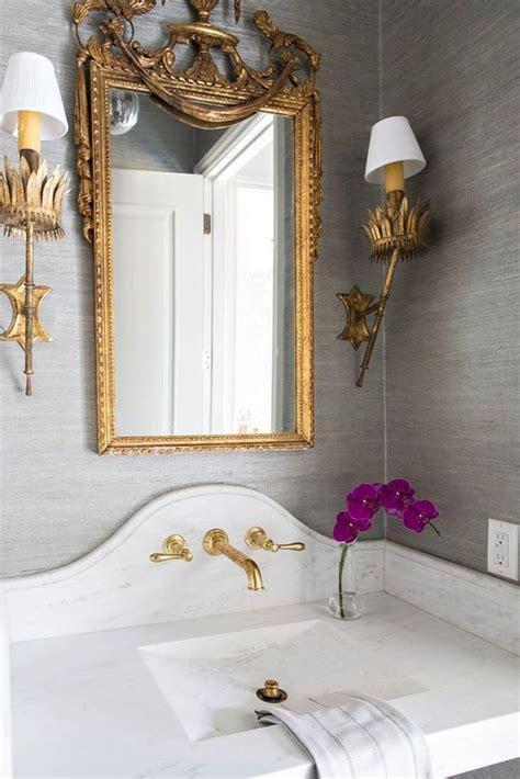 powder rooms design tips  small bathrooms