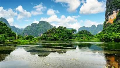 Vietnam Wallpapers Ninh National Park Nature Phuong