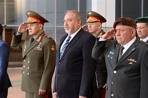 Russian defense minister lands in Israel for talks on ...