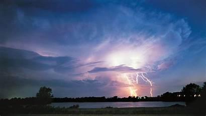 Lightning Wallpapers Sky Cloud