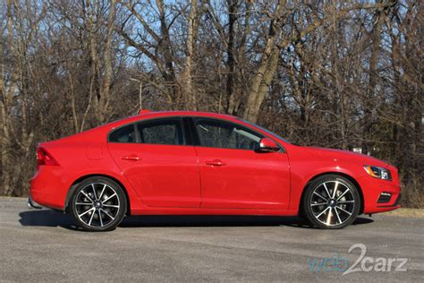 Volvo S60 T5 Awd Review by 2017 Volvo S60 T5 Awd Dynamic Review Web2carz