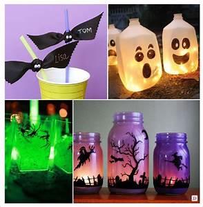 Deco Halloween A Fabriquer : decoration halloween plein d 39 id es ~ Melissatoandfro.com Idées de Décoration