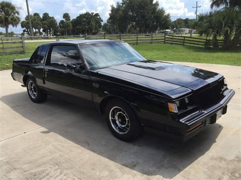1987 Buick Grand National Parts For Sale by 1987 Buick Grand National For Sale 2089822 Hemmings