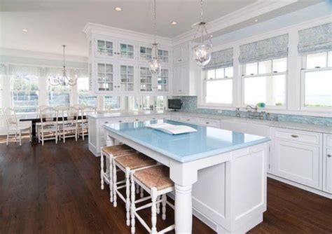 beach house kitchen cabinets 32 amazing beach inspired kitchen designs digsdigs