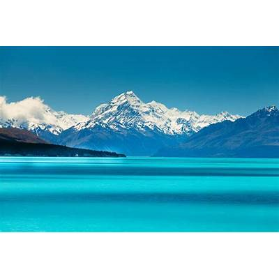 7 Stunning Lakes of the South Island New Zealand