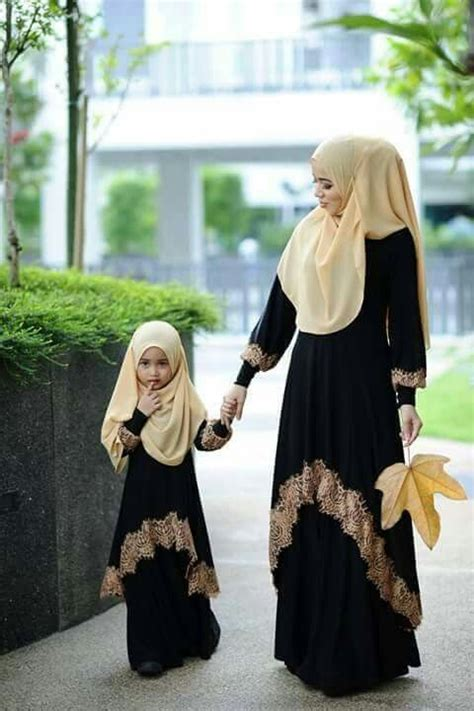 Permalink to Model Baju Gamis Ibu Ibu