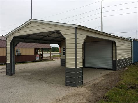 metal carports for metal carports porter tx by integrity
