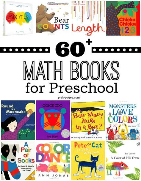 math picture books for preschool 452 | 60 plus Preschool Math Books