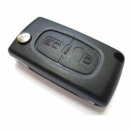 Coque Clé Peugeot 307 : coque cl t l commande plip pour peugeot 107 207 307 407 807 ce0536 2 boutons sans rainure ~ Carolinahurricanesstore.com Idées de Décoration