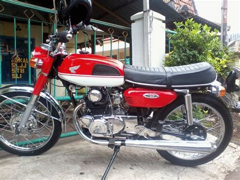 Motor Cb 125 Classic by Honda Cb125 Sport 1971 Classic And Vintage