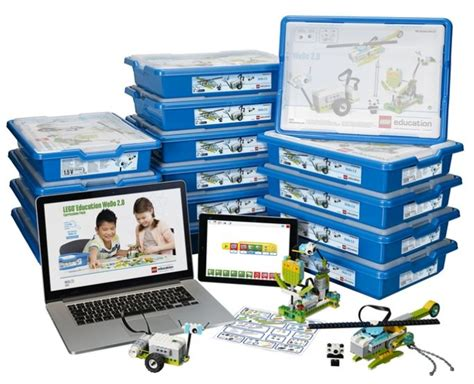 Lego Education Wedo 20  Teachwire Educational Product