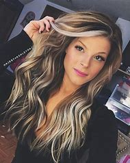 Blonde Hair Color Highlights
