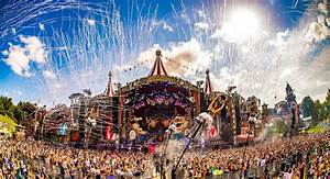 Tomorrowland 2018 Laser Show HD Wallpaper (72+ images)