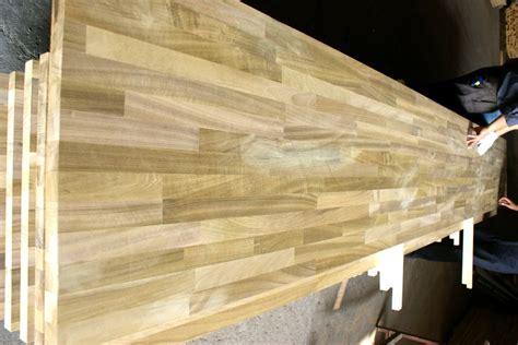 african teak worktops jieke wood