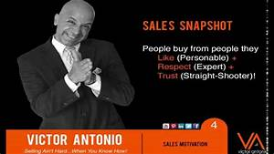 Do People Buy from People They Like? - YouTube