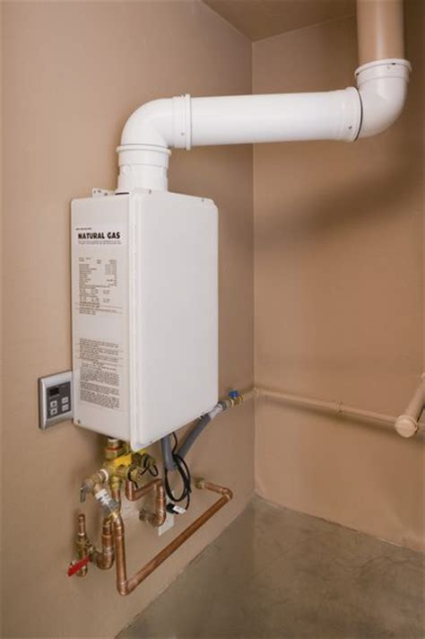 cost  installing  tankless water heater  california