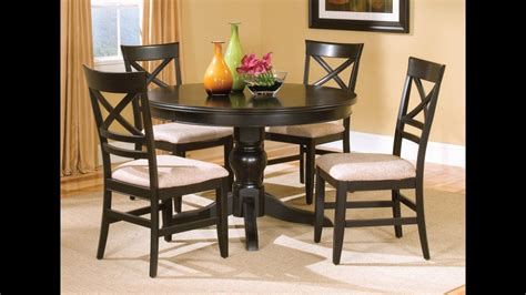 kitchen table and chairs painting kitchen table and chairs black youtube