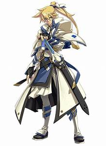 #characterconcepts Ky Kiske from Guilty Gear Xrd -Sign ...