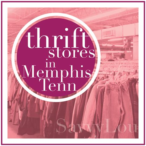 savvy lou thrift stores in tennessee