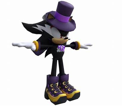 Resource Models Sonic Shadow Forces Vampire Battle