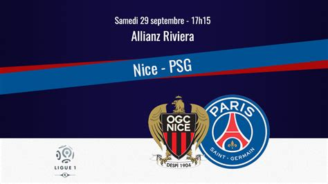 Match : Nice/PSG, diffusion, commentateurs et rediffusions ...
