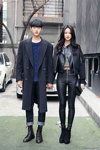 727 best images about K-Fashion u0026 Style on Pinterest   Korean model K fashion and Asian street ...