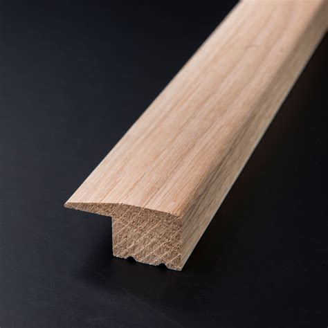 wood flooring spacers solid oak l section fitted wood trims spacers online