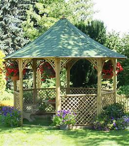 Gartenlauben Aus Holz : gartenlaube chopin exklusives gartenhaus aus holz ~ Watch28wear.com Haus und Dekorationen