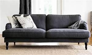 Ikea Canapé Tissu : nouveau canap stocksund ~ Teatrodelosmanantiales.com Idées de Décoration