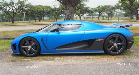 Agera S by Koenigsegg Agera S Is Available For Sale In Japan